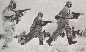 Russian Army During Winter Warfare   Kenzai