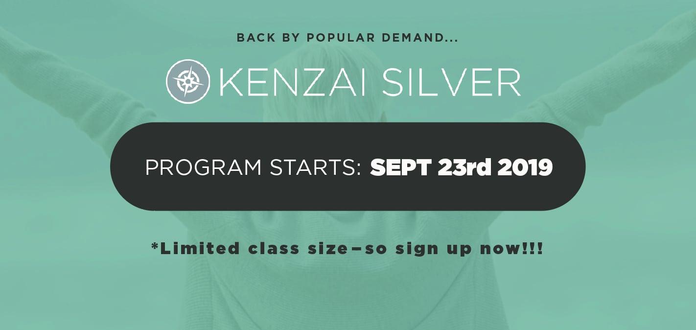 Kenzai Silver September 23rd 2019